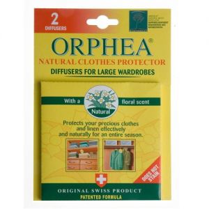 Pack of 2 Orphea Hanging Diffusers For Wardrobes from Caraselle