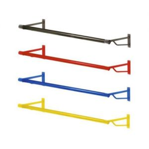 Wall Mounted 4ft Garment Rail, Heavy Duty