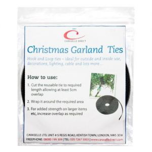 Caraselle Christmas Garland Ties