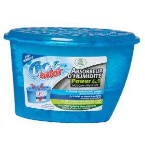 Croc Odor 4 in 1 Moisture Absorber Non - Spill from Caraselle