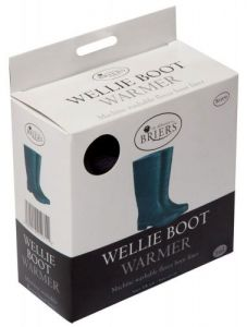 Lovely Warm 100% Polyester Fleece Small Wellie Boot Warmers (Size 4 to 6, 37 to 39)