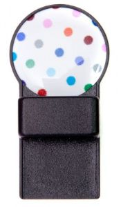 Caraselle Spots Design Round Magnetic Tozo Spectacle Holder