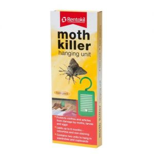 Caraselle Moth Killer Hanging Kit by Rentokil 2 per pack