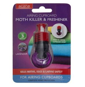 Acana Airing Cupboard Moth Killer and Freshener