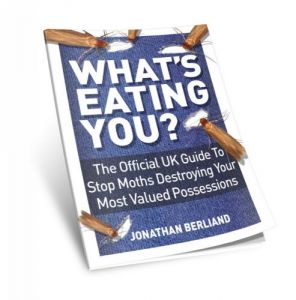 Caraselle Moth Book - What's Eating You?