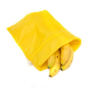 Caraselle Banana Bag - Keep Bananas Fresh for up to 2 Weeks