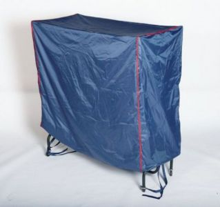Nylon Garment Rail Cover for 6' wide Rail