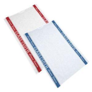 Deluxe Glass Cloth Tea Towel 79% Cotton 21% Linen 50x70cm