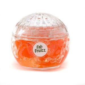 FabFruitz Gel Air Freshener-Valencia Orange from Caraselle