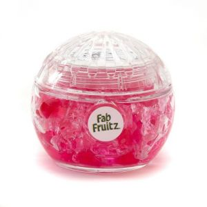 FabFruitz Gel Air Freshener-Highland Raspberry from Caraselle