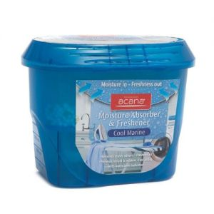 Acana Moisture Absorber/Freshener-Cool Marine Fragrance from Caraselle
