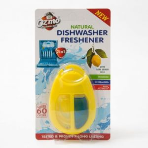 Ozmo Natural Dishwasher Freshener/Deodoriser 2in1-6.6ml from Caraselle