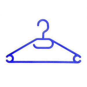 Caraselle Childs Blue Swivel Hook Hanger - Pack of 10