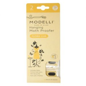 2 Modelli Moth Protector 'Flora Lux' Hanging Proofers by Acana