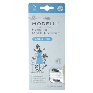 2 Modelli Moth Protector 'Aqua Lux' Hanging Proofers by Acana