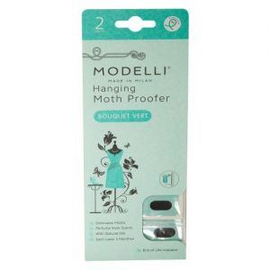 2 Modelli Moth Protector 'Bouquet Vert' Hanging Proofers by Acana