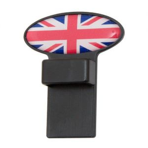 Oval Pin Tozo Glasses Holder in Union Jack Design