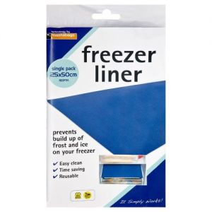 Freezer Liner - Prevent Ice from Forming on Shelves and in Drawers of Your Freezer