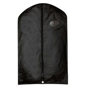 Black PVC Suit Cover - 102 x 62cm