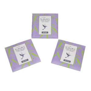3 Large Sachets of Colibri Lavender Anti-Moth Sachets