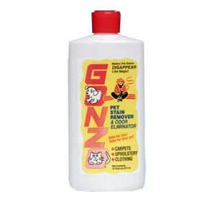 Gonzo Pet Stain Remover 474ml / 16oz large bottle