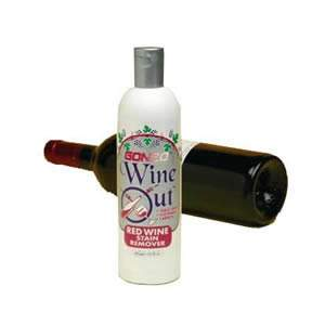 3 large bottles of Gonzo Red Wine Out 354ml / 12oz
