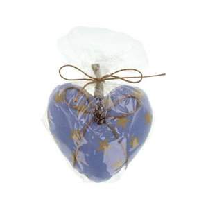 Heart Sachet with Lavender &amp; Lemongrass