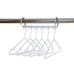 1 New Space-Saver Hanger Pack (Sparkly)