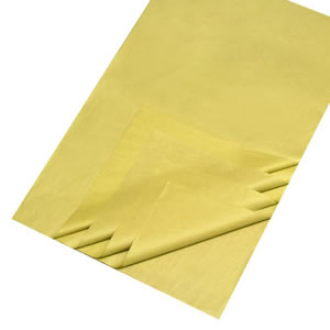 Yellow Tissue Paper Acid Free (25 sheets)