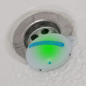 Caraselle Shower Monitor. Saves Water, Saves Energy & Saves Money.