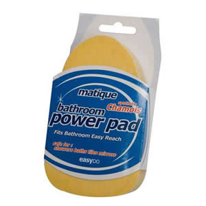 Bathmatic Bathroom Power Refill Pad from Caraselle