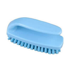 Caraselle 110mm Medium Stiff Grippy Nail Brush