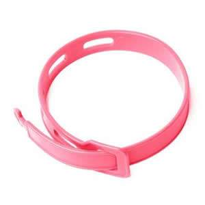 Pink Bug Band - Insect Repelling Wristband