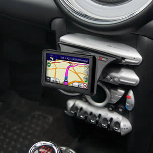 The Caraselle Garmin Dashboard Mount