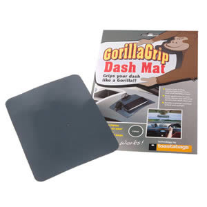 The Caraselle Gorilla Grip Non-Slip Dash Mat. Grips your Dash like a Gorilla!