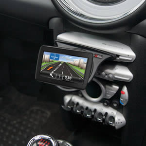 The Caraselle Tom Tom Sat Nav Mount
