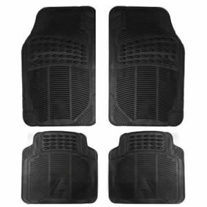 Baron Luxury Universal Car Mat 4-Piece Set