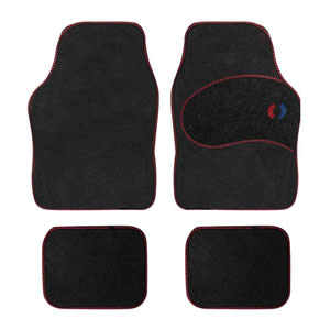 The Caraselle Calibre Classic 4-Piece Universal Car Mat Set