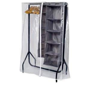 Transparent Protective Cover for our 3ft Clothes Rail - Caraselle Brand