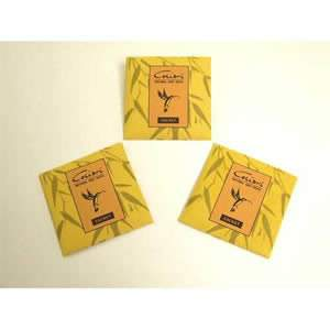 3 Large Sachets of Colibri Natural Anti-Moth Sachets