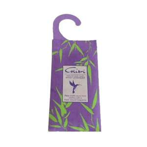 Colibri Natural Anti Moth Hanging Sachet with Lavender