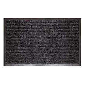 The Admiral Barrier Dirt Stopper Mat 50 x 80cms in Charcoal Grey
