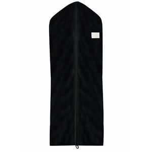 Caraselle Black 100% Natural Cotton Extra Wide Dress Cover