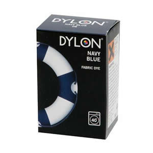 Caraselle Dylon Fabric Dye Navy Blue 200g