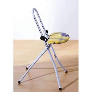 Deluxe Folding Ironing Chair