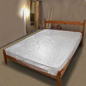 Caraselle Polythene Cover for Double / King Size Mattress