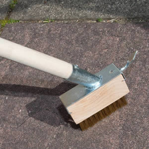 Caraselle 2 in 1 Patio Cleaning Brush