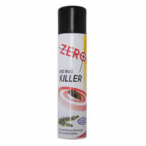 The New Bed Bug Killer Aerosol 300ml. Kills Bed Bugs & Stops them coming back!