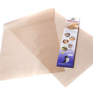 Large Cookasheet Reusable Cooking Liner 33cm x 1m.