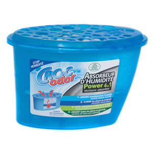 Croc Odor 4 in 1 Moisture Absorber Non - Spill from Caraselle Direct